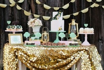 Dessert Tables I Love / by anna and blue paperie
