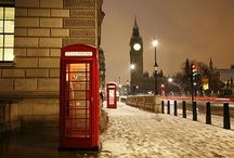 Merry old England / My long lost love... / by Sarah