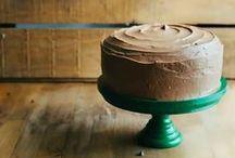 cake & cupcakes / by Amanda Kerzman