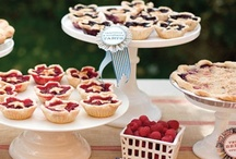 Cake Alternatives / For #brides who are looking for something different besides a traditional #wedding cake / by Caren Moongate Wedding Event Planner