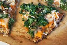 healthy eats / by Amanda Kerzman