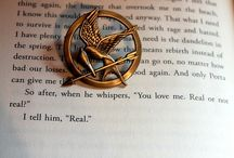 The Hunger Games Trilogy ♡ / by Erin Thurber