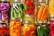 Food Preservation / by Denise Williams