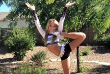 Cheerleading♥ / ✰My Heart and Soul✰ / by Erin Thurber
