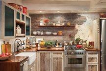 Kitchens / by Tara