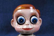 Creepy Scary Stuff / by Jeffry Manion