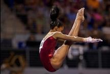 Gymnastics♡ / by Erin Thurber