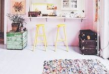 happy space / by LITTLE PAPER LANE