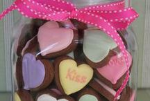 Heart Cookies / by Kimberly Cook