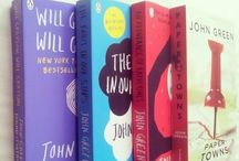 John Green / One of the most brilliant authors I have ever read. / by Erin Thurber