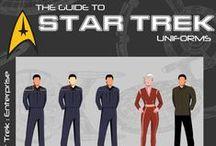Star Trek Infographics / by Visual Loop