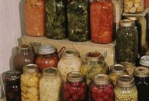 Garden- Vegetables and Canning / by Jennifer Frazier