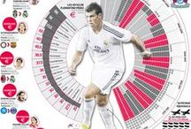 Real Madrid Infographics / by Visual Loop