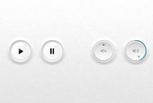 UI Design / Great examples of UI design. / by Nassos K.