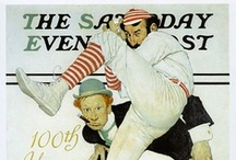 Norman Rockwell / by Nita Stanley-Parrigan