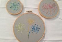 Cross Stitch and Embroidery / by Amy- Actually Amy