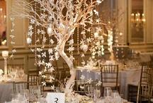 Black & White Winter Wedding / For Sarah & Rob / by Rachel - Haute Chocolate