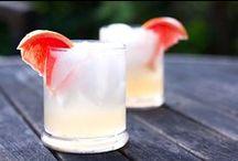 Drinks / by Rachel Haemmerle