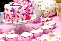 Pink & Purple Butterfly Baby Shower / by Rachel - Haute Chocolate