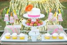 Dessert Table Love / by Rachel - Haute Chocolate