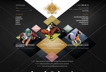 Web Designs / GUIs and web page layouts I like. / by Enoch Jacobus