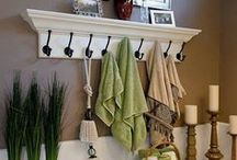 Decorating my Home / by Amy Jo Summers