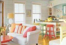 Apartment Color and Decor / by Rachel Haemmerle