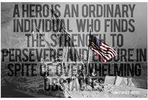 The Few. The Proud. My Marine.  / by Lani Lenhard