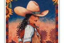 ~*~Cowgirl Fun~*~ / by Clementine
