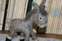 ~Needle Felted Creations~ / by Clementine