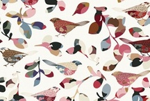 Pattern Emerging / Pretty patterns that I want to cover my walls in. / by Invest In Your Chest