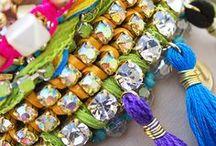 jewelry -  inspirations, tutorials @ patterns / by Cj Jenkins