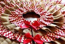 Christmas: Stockings & Skirts / by Patti Stuart