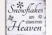 Christmas: Snowflakes / by Patti Stuart