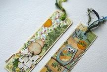 TAG BOOK MARKS / by C R S