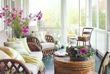 Porches I love... / by Tanya Stathopulos