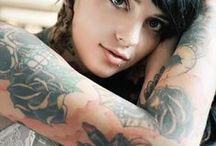 Inked Girls / by Inked Magazine
