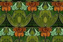 Patterns / by Axochitl Nicté-Há