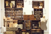 Ideas for my store... / by Tanya Stathopulos