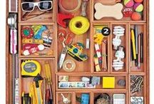 Cleaning/Organization / by Abigail Hall