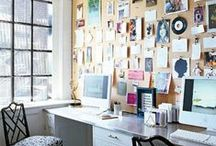 Design Ideas - Office Space / by Abigail Hall