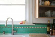 Design Ideas - Kitchen / by Abigail Hall