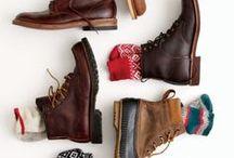 Fashion - Footwear / by Abigail Hall