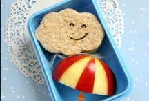 Bento Boxes / Change up your kid's everyday lunch with these fun, healthy bento box ideas / by Parenting