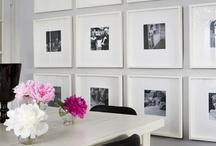 Photo Frame Display Ideas / by Angela Schmidt