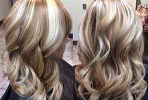 hair styles / by Angela Obrst