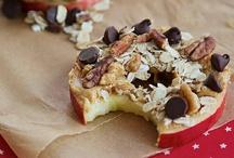 Snack Ideas / by Angela Schmidt