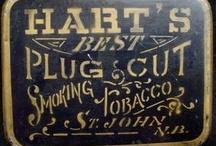 Design: Vintage Advertising/Packaging / by Matt Smith