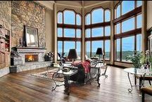 Living/Dining Rooms / by Real Estate Weekly - Barrie Advance