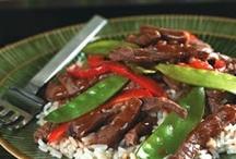 Dinner Recipes / by Angela Schmidt